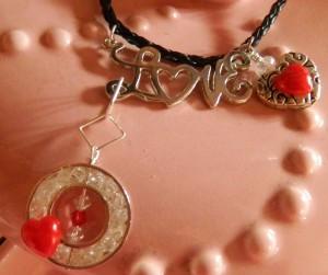 Love pendant 1